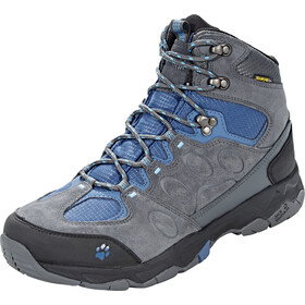 Jack Wolfskin MTN Attack 5 Texapore Chaussures de randonnée à tige moyenne Homme, ocean wave